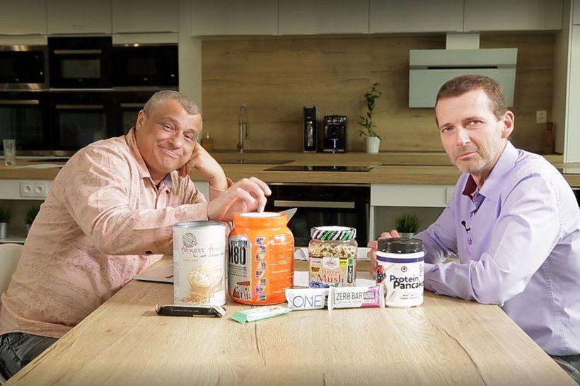 Rozum vtroubě sVaňkem aHavlíčkem: Přidávat protein do jídla může jen 150kilové hovado!