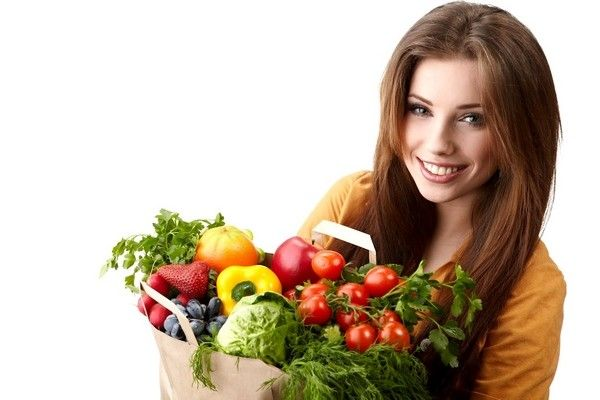 Optimální strava pro ženy ve fitness
