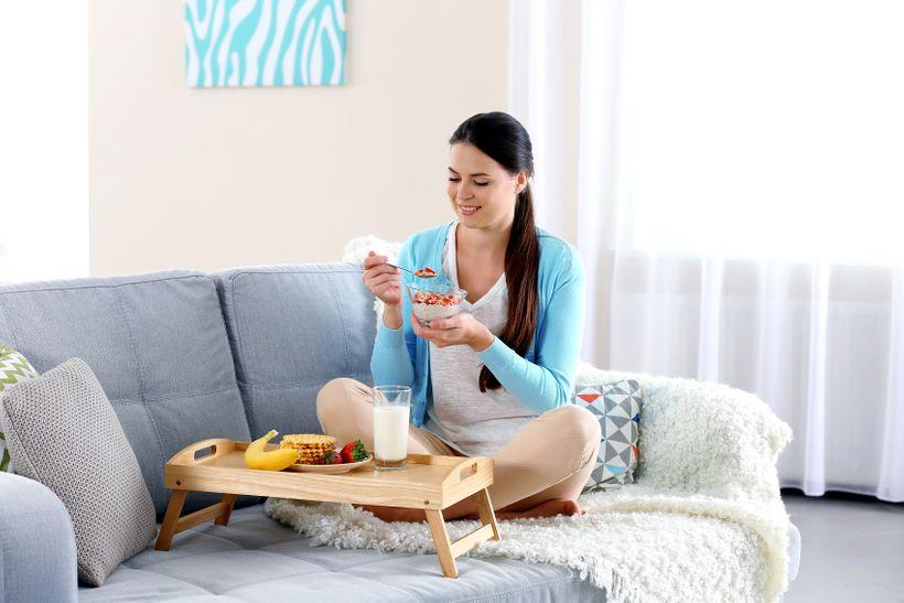 Jak na zdravý životní styl po porodu?