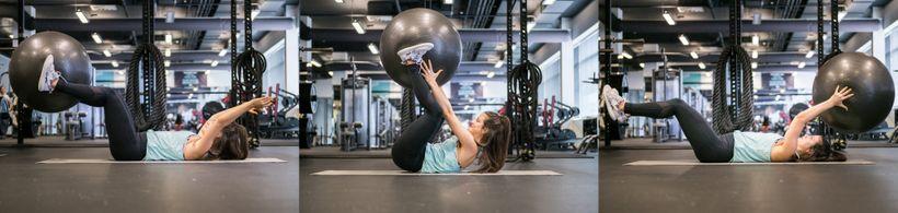Jak na silné avyrýsované břicho krok za krokem