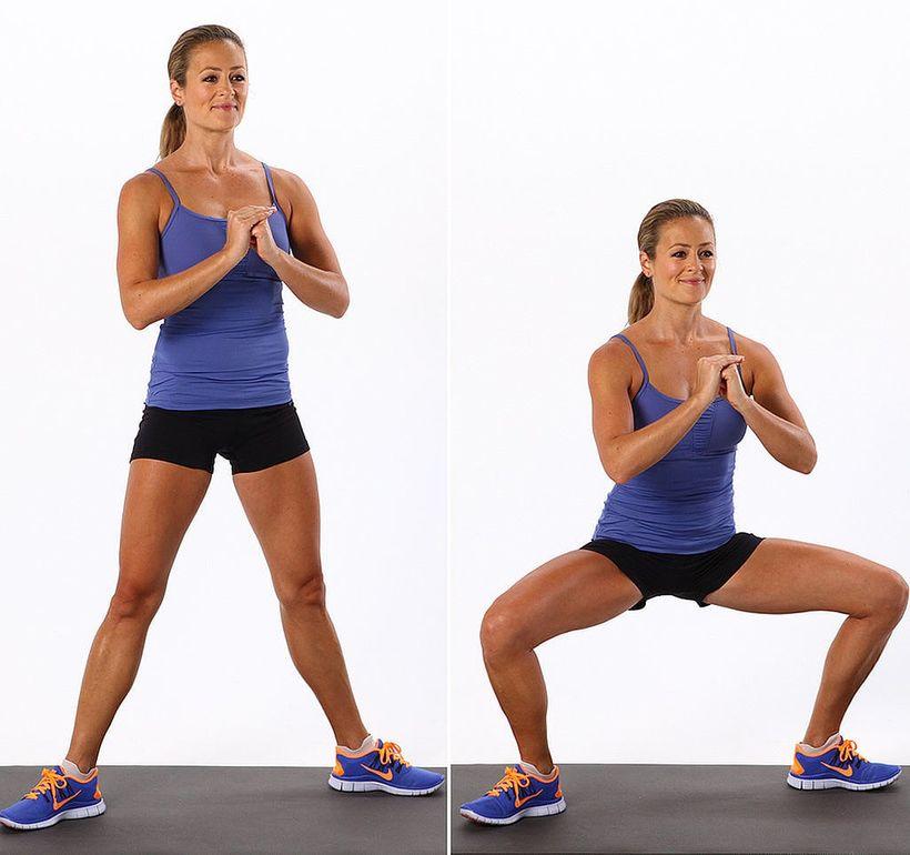 Jak zpevnit vnitřní stranu stehen? Nejlepší cviky, které zvládnete idoma
