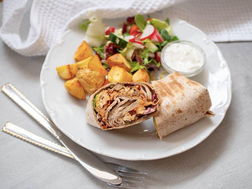 Trhané kuře 3x jinak: Jídlo ztrvanlivých ingrediencí připravené za pár minut