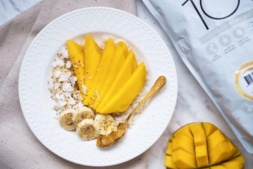 Co snídat před tréninkem? 3 tipy na zdravé ranní rychlovky