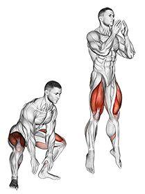 Jak na vnitřní stranu stehen? 5 cviků, po kterých budou vaše nohy vohni