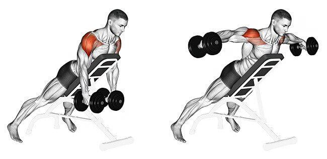 5 efektivních cviků pro široká akulatá ramena