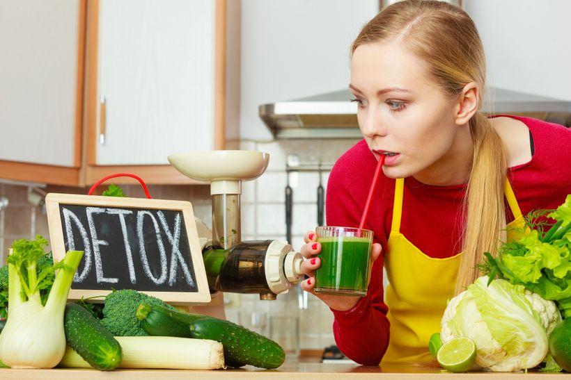 Proč jsou detoxy nesmysl? Můžou nási zabít