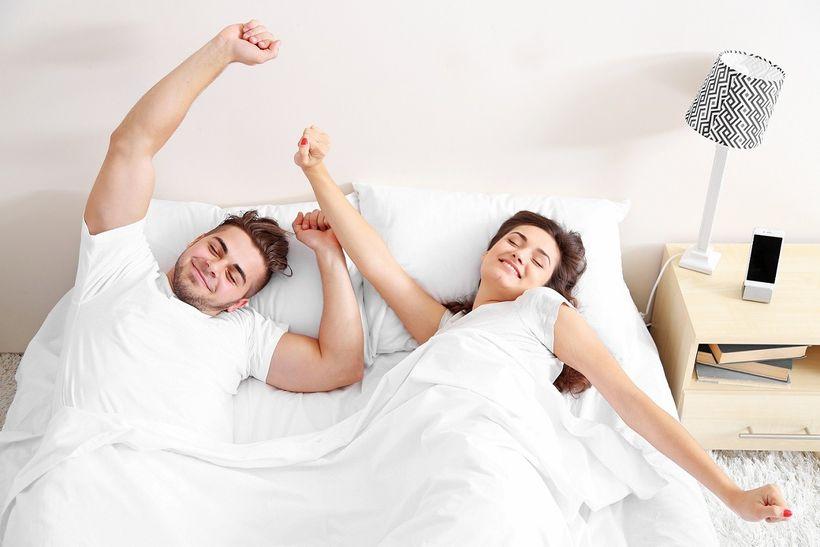 Nedostatek spánku: Zvyšuje stres, chuť kjídlu azpomaluje svalový růst