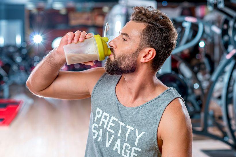 Proč (ne)míchat protein smlékem?