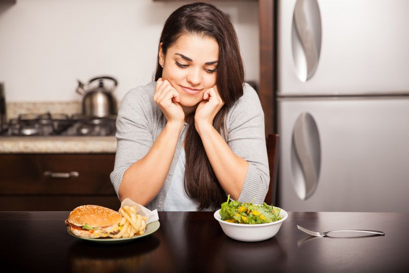 Můžumít poškozený metabolismus?