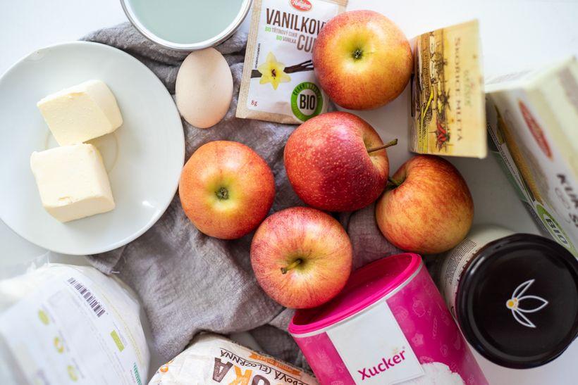 Americká klasika vo fit verzii: Apple pie svôňou škorice avanilky