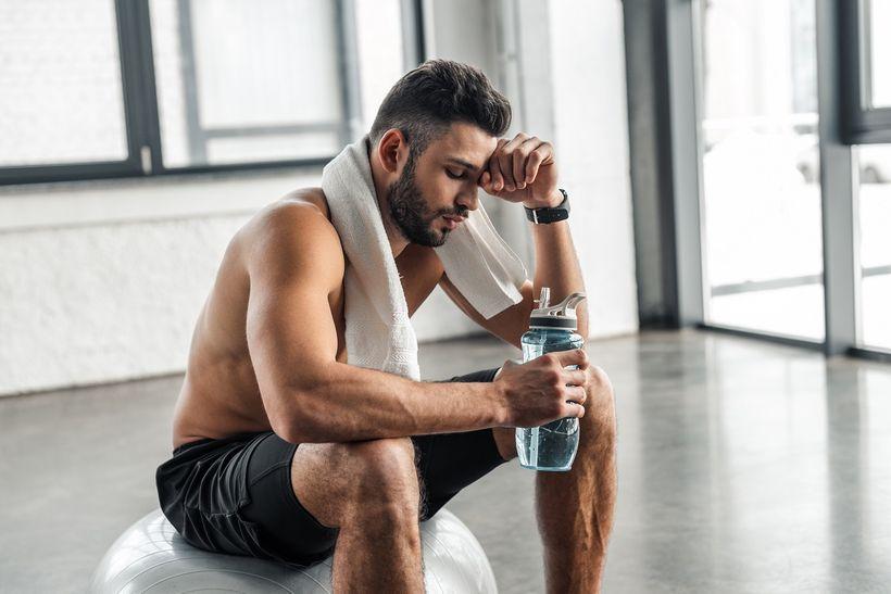 7 rad pro 1. trénink ve fitku po delší pauze