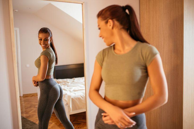 Postava typu hrušky: Jak zhubnout stehna aboky?
