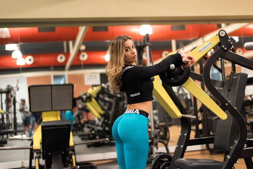 Velký třesk ve fitness! Svaly můžeme budovat iv dietě. Ale jak?