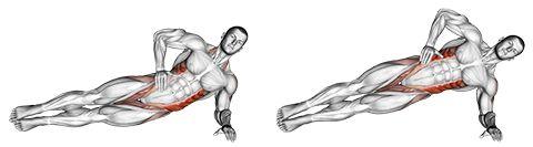 Jak na pevný CORE? Cviky pro posílení středu těla