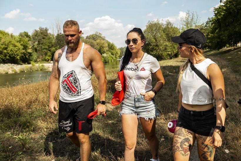 Jirka Tkadličíks Valerií Mirić jsou asi nejsilnějším párem v Česku. Jak vypadá jejich neobyčejný život?