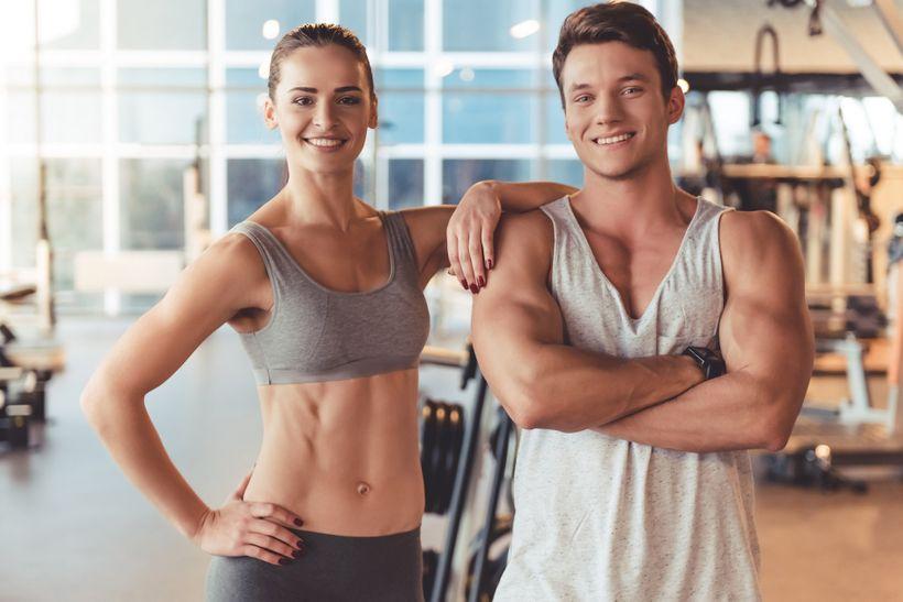 Jak jíst acvičit, abych konečně nabral svalovou hmotu?