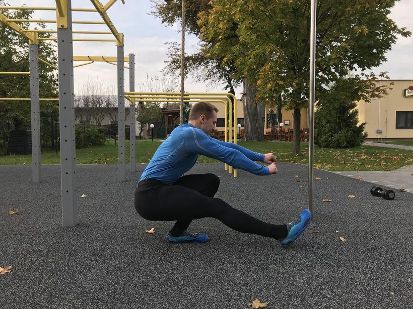 Trénink na workoutovém hřišti jako plnohodnotná náhrada za posilovnu. Jak na to?