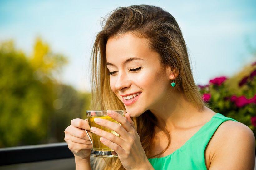 Spalujte tuk anabírejte svaly jednodušeji spomocí zeleného čaje