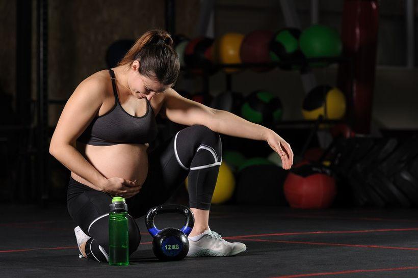 Sport vtěhotenství: co je po stránce pohybu zdravé aco naopak rizikové?