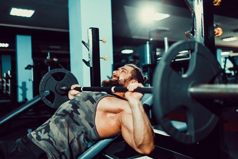 Bench press arůst síly: Je lepší cvičit čtvrteční, poloviční, nebo kompletní rozsah pohybu?