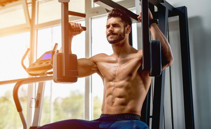 Rozvoj hrudníku: 4 cesty kobjemným prsním svalům