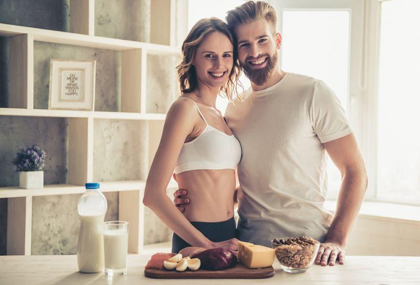 Maximalizace svalové hypertrofie pomocí výživy