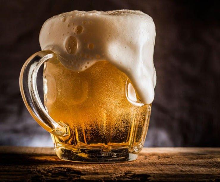 Alkohol, svaly afitness