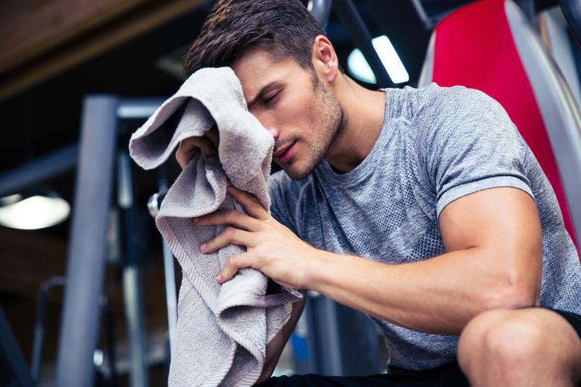 Nadměrné pocení: Proč se někdo potí více aněkdo méně?