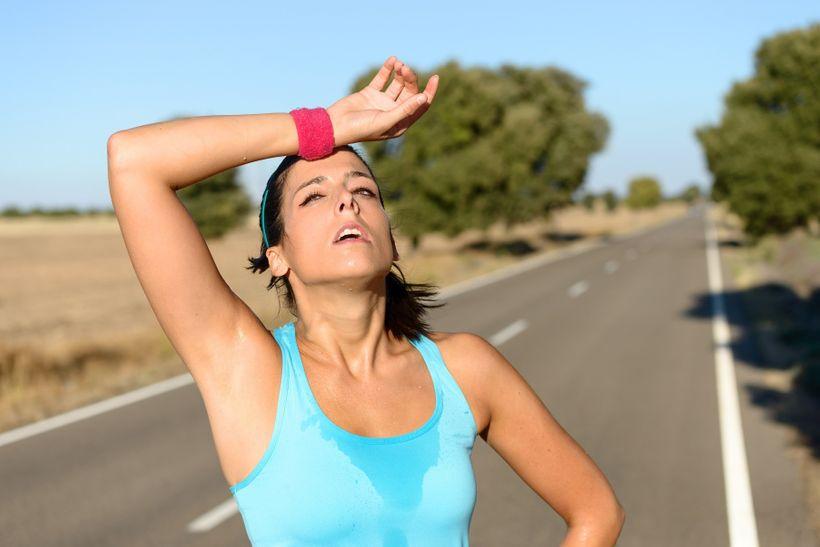 Když se na tréninku potím jako čert, spaluji tuk lépe arychleji?