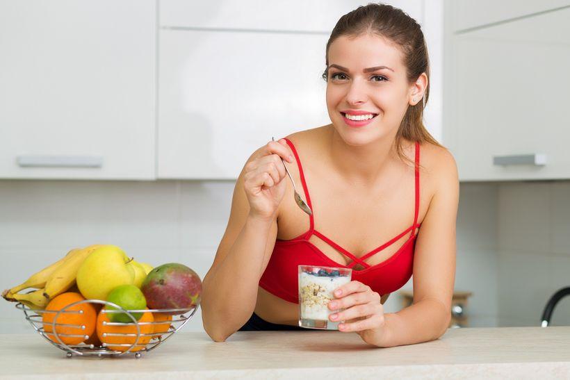 Co jíst ajak suplementovat před tréninkem?