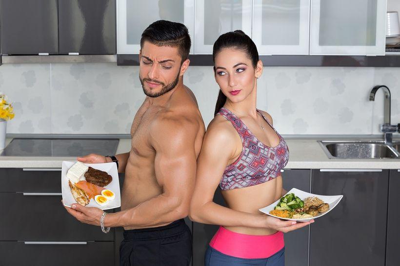 Krabičková dieta pro muže i ženy: Dostaňte se do formy snadno arychle