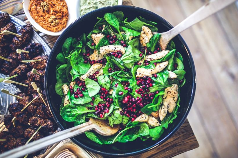 Isalát může být plnohodnotné jídlo. Víme, jak na to!