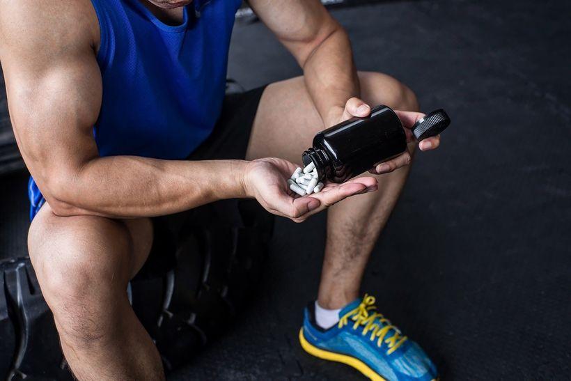 Jak jíst, trénovat asuplementovat pro udržení svalů během diety?