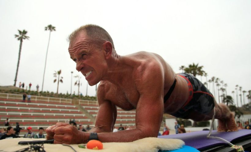 Plank má nového světového rekordmana. Jak dlouho byste sním vydrželi?
