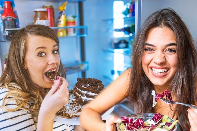 10 tipů, jak se nepřejídat. Příběh vyléčeného jedlíka