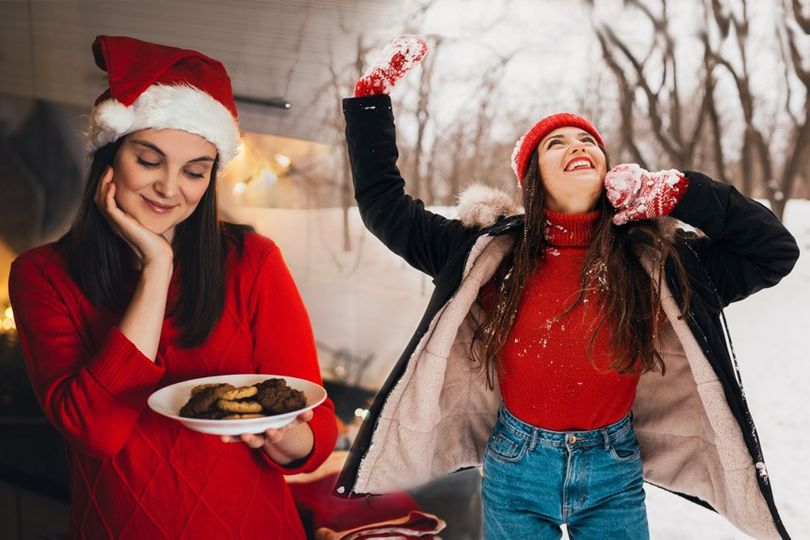 13 tipů, jak nepřibrat o Vánocích