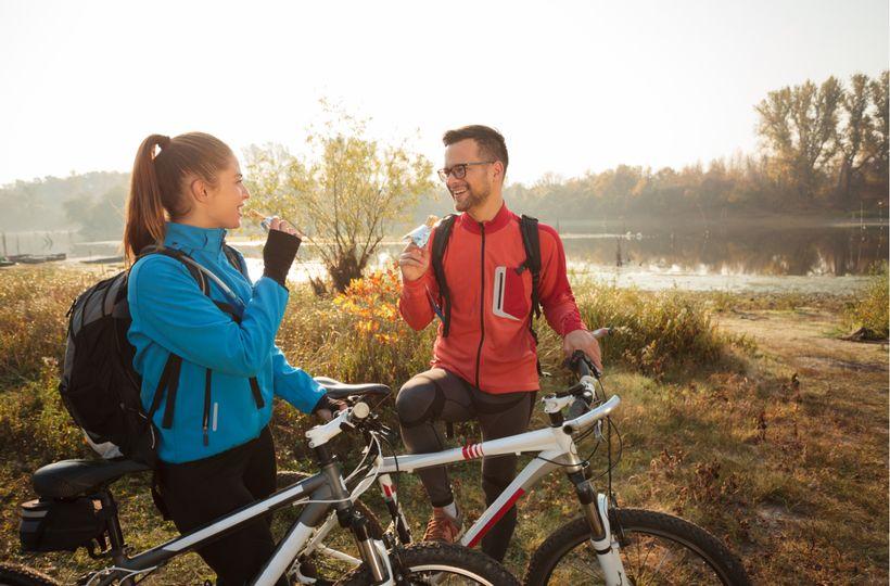 15 svačin, které se hodí vzít na túru nebo na kolo