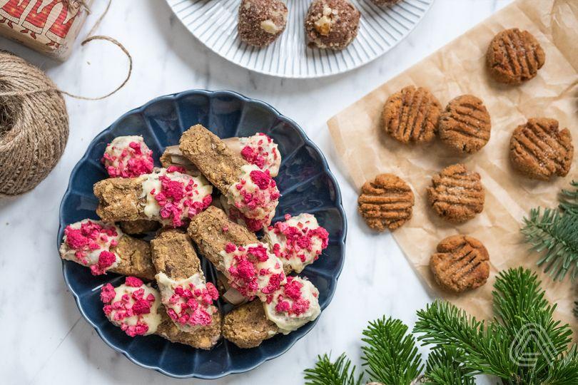 3 druhy cukroví, se kterými zůstanete fit i přes Vánoce