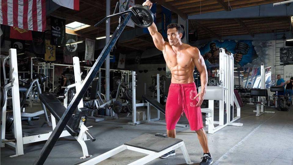 3 intenzivní techniky pro více svalů
