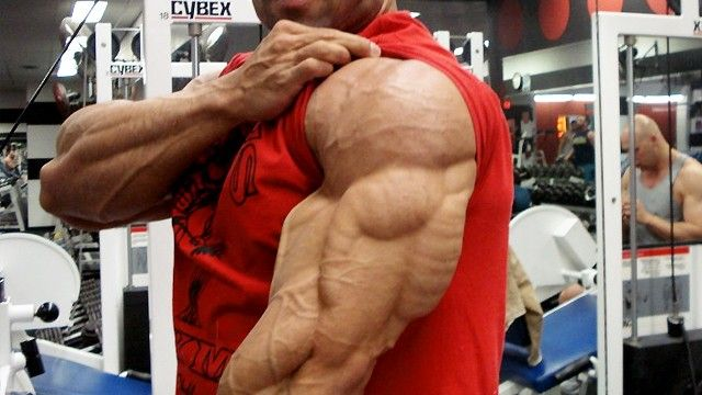 3 pohyby pro mohutný triceps
