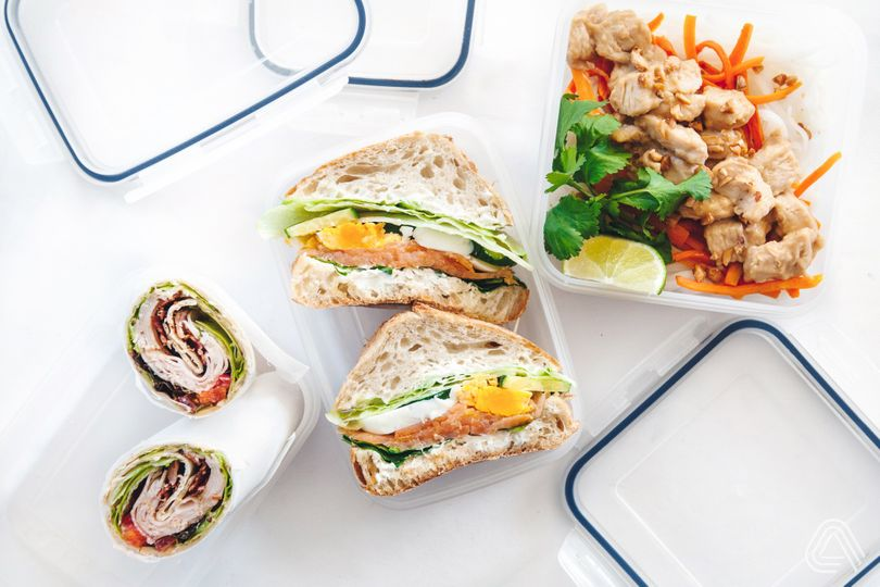 3 tipy na originální fitness obědy, které si můžeš vzít kamkoliv s sebou
