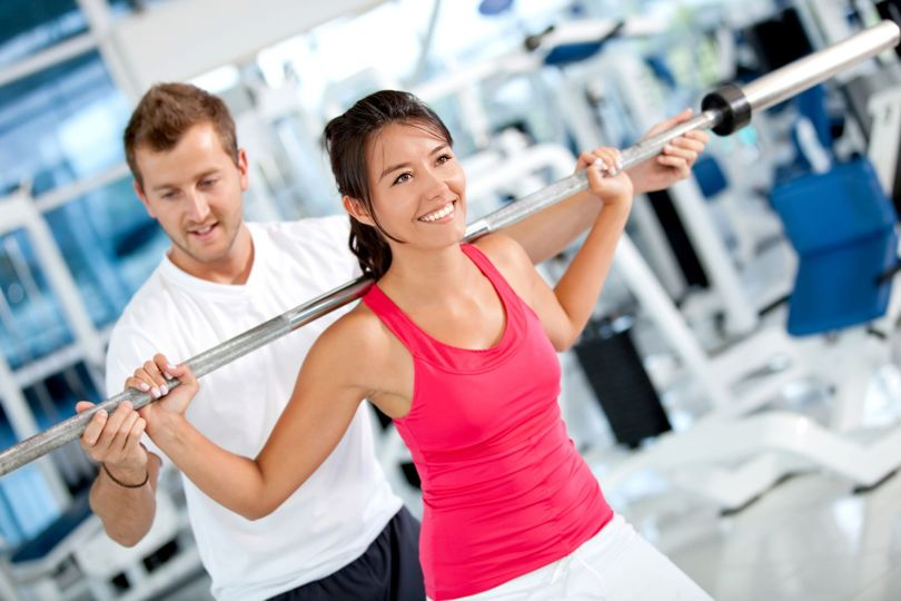 """5 """"V"""" kvalitního fitness trenéra"""