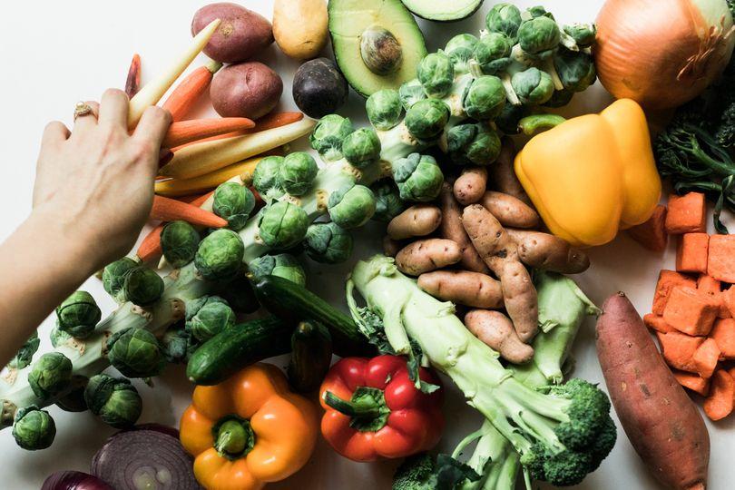 8 kreativních způsobů, jak jíst více zeleniny