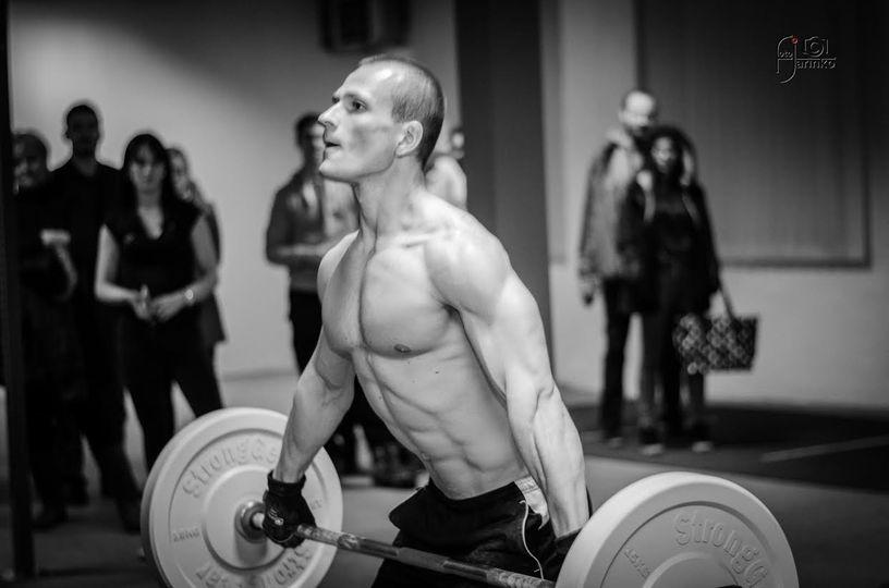 """Adam Zubek: """"trénuji dvoufázově 6 dní v týdnu"""""""