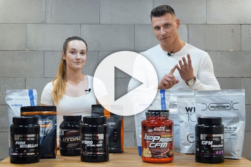 Ako vybrať správny proteín?