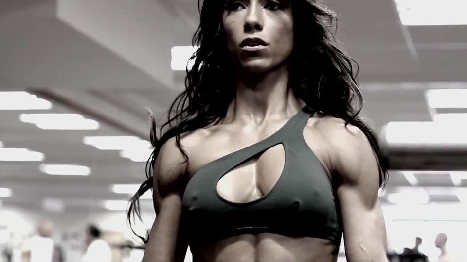 Andrea Brazier - jak na trénink stehen?