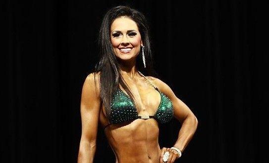 Ashley Kaltwasser - vítězka BIKINI Olympia