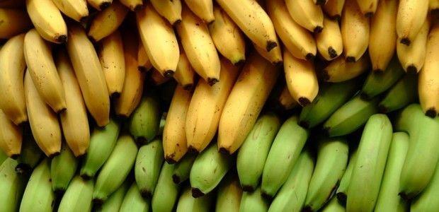 Banány ve fitness výživě