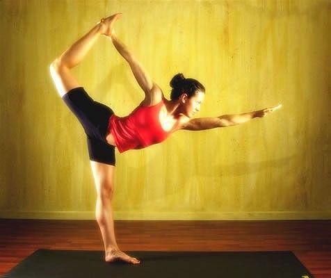 Bikram jóga - cvičení v 42 °C