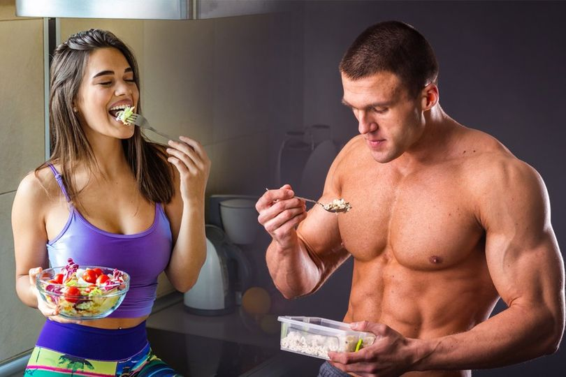Dejte sbohem kuřeti s rýží! Jak by mělo vypadat fitness jídlo?